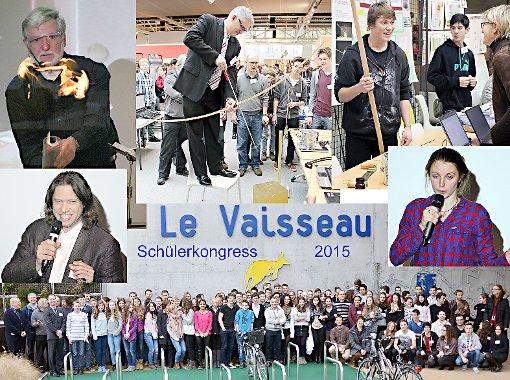 Lörrach Technik begeisterte über 150 Schüler - www.verlagshaus-jaumann.de