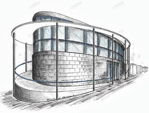 Eimeldingen blickfang l sst warten eimeldingen - Architektur skizze ...