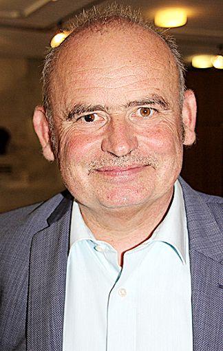 Rainer Hunn, Geschäftsführer der Baugenossenschaft Haltingen-Weil Foto: Weiler Zeitung