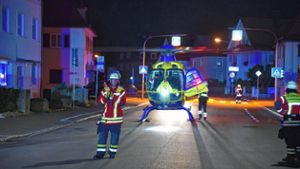 Rheinfelden: Horror-Crash im Stadtzentrum