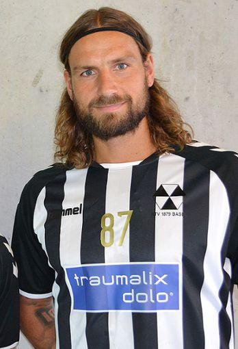 Dennis Krause spielt künftig für den RTV Basel.   Foto: zVg Foto: Die Oberbadische