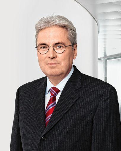 Clariant-Chef Hariolf Kottmann sieht die Eigenständigkeit des Unternehmens nicht in Gefahr.   Foto: zVg Foto: Die Oberbadische