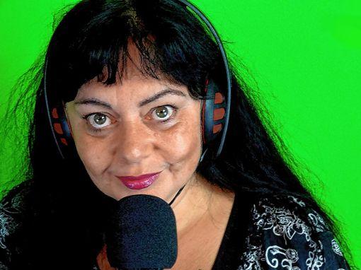 Die Stimme und Texterin des Films:    Radiosprecherin Sabine Krüger   Foto: zVg Foto: Die Oberbadische