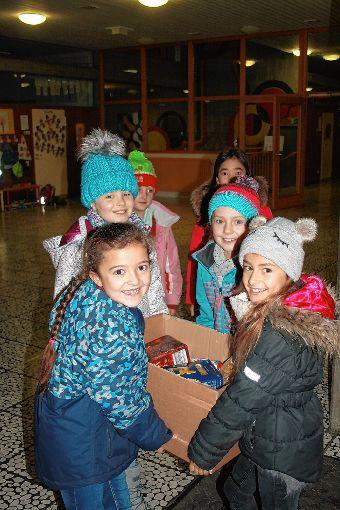 Die Schüler waren mit Freude bei der Sache.   Foto: zVg Foto: Markgräfler Tagblatt
