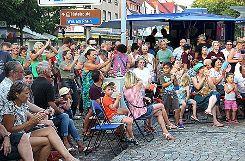 Impressionen vom Bläserfestival in Weil am Rhein Foto: sif