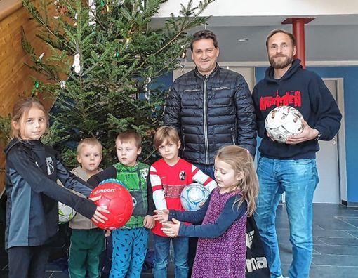 Schliengen Förderverein Soccer Girls gegründet