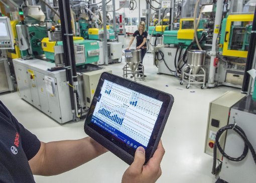 Die Digitalisierung in der Industrie ist ein Schwerpunkt der Fachkräfteallianz Südwest.   Foto: Archiv Foto: Die Oberbadische