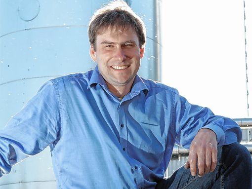 EWS-Geschäftsführer Daniel Weiß verantwortet die Energieversorgung.   Foto: Archiv Foto: Die Oberbadische