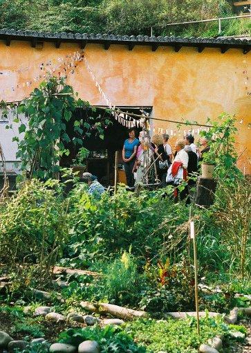 Ein Projektziel des Schlemmergartens: die Förderung und Erhaltung der Gesundheit. Foto: Die Oberbadische