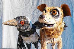 Das Theater Fusion erzählt vom Fuchs, der ein Freund sein wollte. Foto: Die Oberbadische