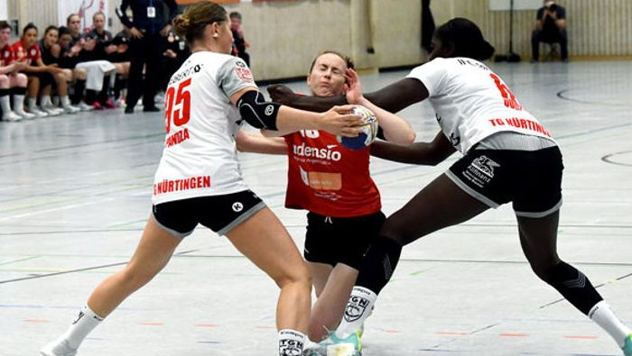 Handball: Red Sparrows weiter sieglos