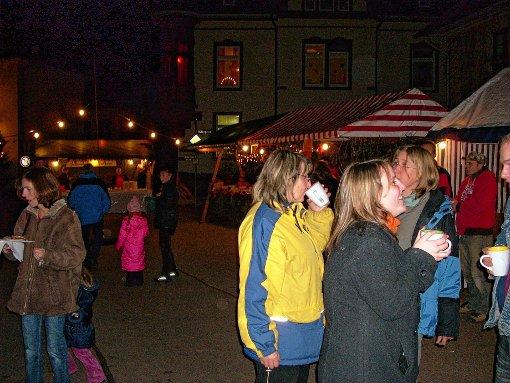 Findet zum 20. Mal statt: der Agathenmarkt in Fahrnau.    Foto: zVg Foto: Markgräfler Tagblatt