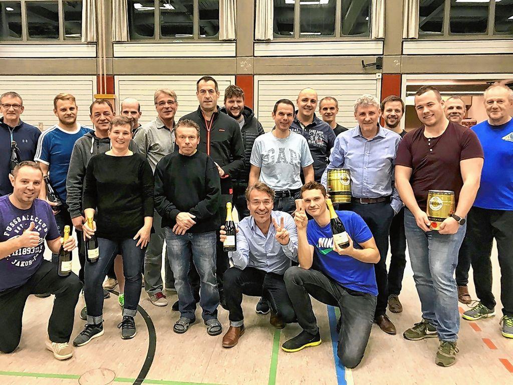 Weil am Rhein: Spannende Ötlinger Badminton-Nacht - Weil am Rhein - www.verlagshaus-jaumann.de