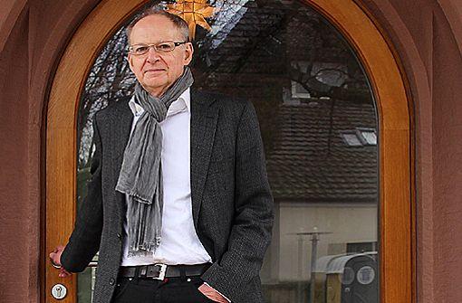Pfarrer Michael Hoffmann. Foto: sif