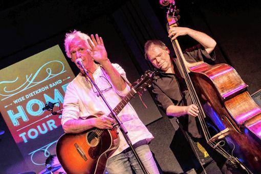 """Songs mit Tiefgang präsentiert die """"Wise Dietkron Band""""   bei ihrer Tour. Foto: zVg Foto: Markgräfler Tagblatt"""