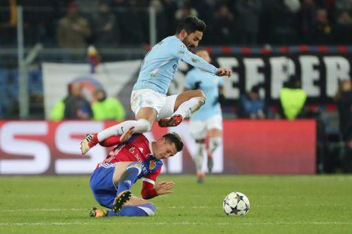 FC Basel FCB freut sich auf