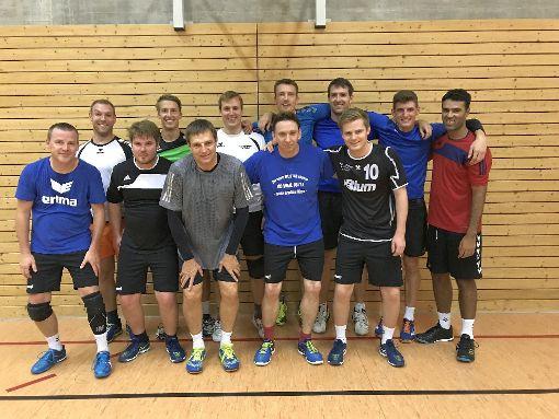 Vorfreude ist groß: Die Verbandsligacracks des VC Weil starten morgen in die neue Saison.   Foto: zVg Foto: Die Oberbadische