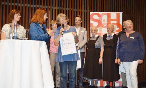 """Das """"Café Kirche"""". wurde mit dem Zukunftspreis ausgezeichnet.   Fotos: Veronika Zettler Foto: Die Oberbadische"""