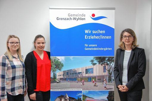 Auch die Gemeinde Grenzach-Wyhlen selbst will an der Lörracher Regio-Messe um Fachkräfte werben.   Foto: zVg Foto: Die Oberbadische