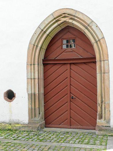 In der Alten Kirche findet wieder eine Führung statt. Foto: Markgräfler Tagblatt