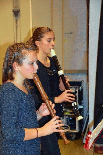 Beeindruckende Darbietungen beim Schülerkonzert der Musikschule.      Foto:  Martina Weber-Kroker Foto: Die Oberbadische
