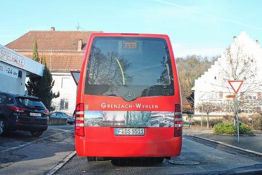Der Citybus 7311 erreicht, trotz Angebotsverbesserungen,  neun von zehn Befragten offenbar überhaupt nicht. Foto: Die Oberbadische