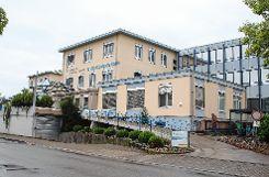 Was macht der  Krankenhaus-Förderverein, wenn es das Krankenhaus Schopfheim nicht mehr gibt?      Foto: Anja Bertsch Foto: Markgräfler Tagblatt