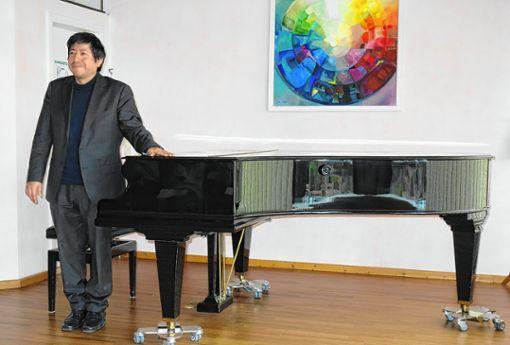 Hörgenuss vom Feinsten bot das Konzert von Vladimir Valdivia. Foto: Gudrun Gehr