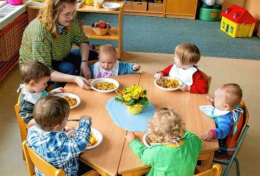 Die Kinderbetreuung in Schwörstadt wird ausgebaut.   Foto: Archiv Foto: Die Oberbadische