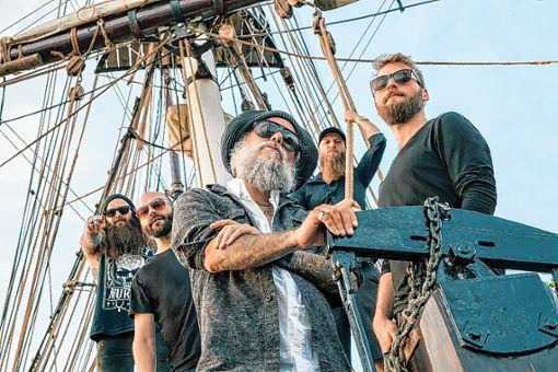 """Die Band """"Jaya The Cat"""" stammt ursprünglich aus Boston und erobert mittlerweile von Amsterdam aus die Welt. Foto: zVg"""