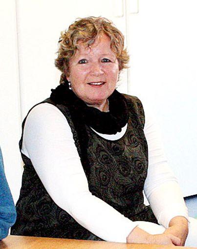 Ingrid Weinmann   Foto: zVg Foto: Weiler Zeitung