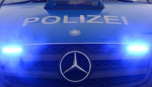 Es entstand ein Schaden von etwa 1000 Euro am vorderen linken Kotflügel. (Symbolbild) Foto: Archiv