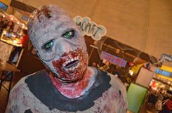 Zombie-Walk in Basel Foto: Veronika Zettler