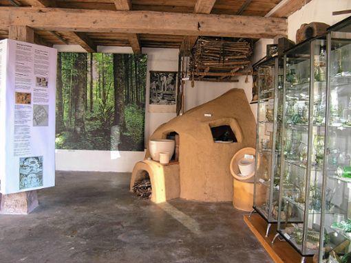 Weiterentwickelt werden soll das Wald & Glas-Zentrum. Foto: Rolf Strohm Foto: Markgräfler Tagblatt