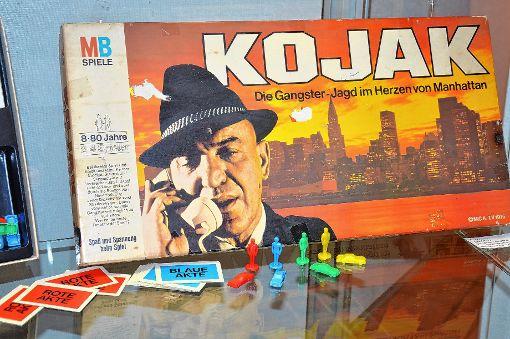 Spiele spiegeln Ereignisse  aus der jeweiligen Zeit wider, wie die Sonderausstellung im Museum beweist.    Foto: Georg Diehl Foto: Markgräfler Tagblatt