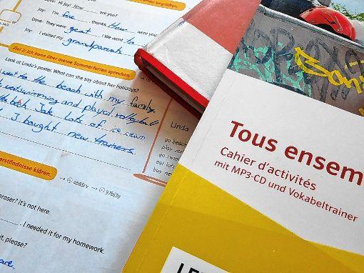 Im Regelfall sind Lernmaterialien  kostenlos. Einzelne müssen Eltern im Alltag aber doch  aus eigener Tasche bezahlen.       Foto: Tim     Nagengast Foto: Die Oberbadische