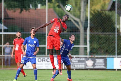 Idrissa Khan fehlt dem FC Auggen gegen Waldkirch. Foto: Archiv