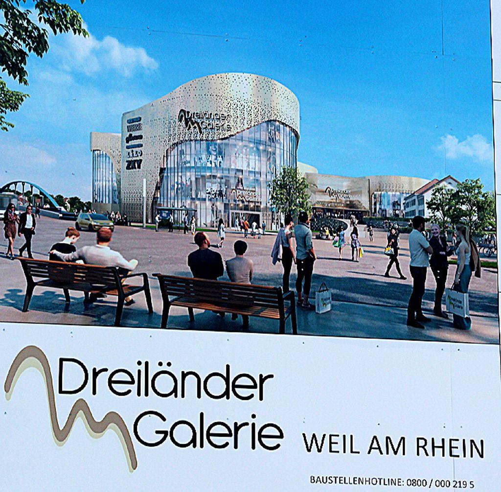 Weil Am Rhein 60 Geschäfte Und 400 Arbeitsplätze Weil Am Rhein