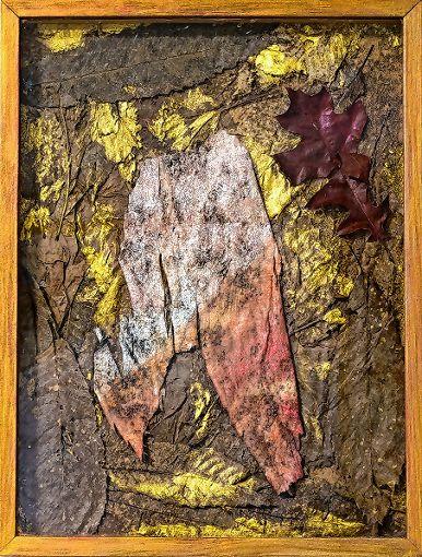 Christina Oiticica:  Fragmento do Outono, 2004Foto: zVg Foto: Die Oberbadische