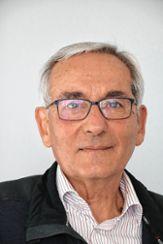 Uwe Gerber macht sich Gedanken über den Ich-Kult.      Foto: Werner Müller Foto: Markgräfler Tagblatt