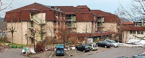 Das Markus-Pflüger-Heim in Wiechs.   Foto: Archiv Foto: Die Oberbadische