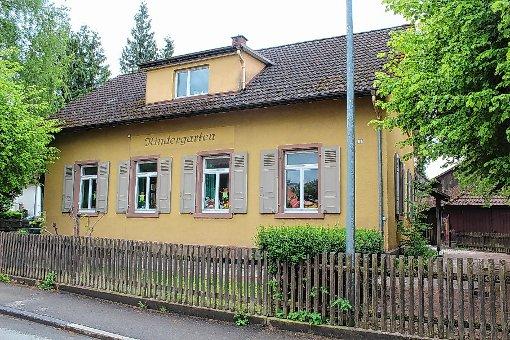 Das Bauamt informierte die Gemeinderäte über die Sanierungsarbeiten im Hebelkindergarten.              Foto: Anja Bertsch Foto: Markgräfler Tagblatt
