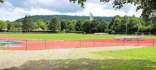 Das heutige Grüttparkstadion war früher Eigentum des RWL. Foto: Elena Polnau Foto: Kristoff Meller