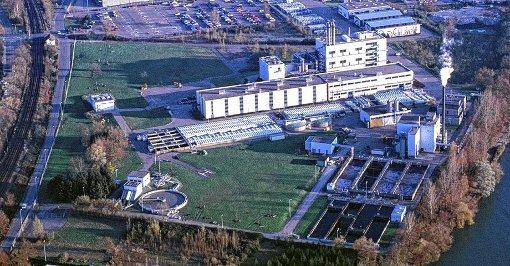 Die Abwasserreinigunganlage auf dem BASF  Areal  rückt immer mehr in den Fokus   Foto: Archiv Foto: Die Oberbadische