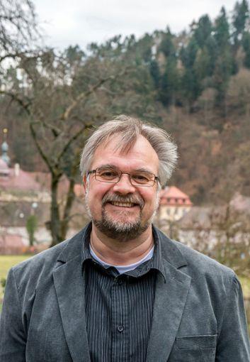 Der ehemalige Kanderner Pfarrer Thomas Weiß      Foto: zVg/Gerd Falk Foto: Die Oberbadische