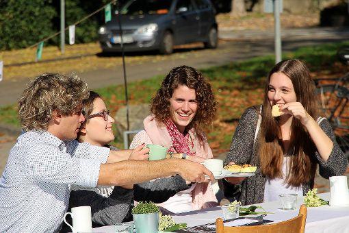 Für eine Fortführung des Pop-up-Cafés will sich die Gemeinde mit Partnern vernetzen.   Foto: zVg Foto: Die Oberbadische