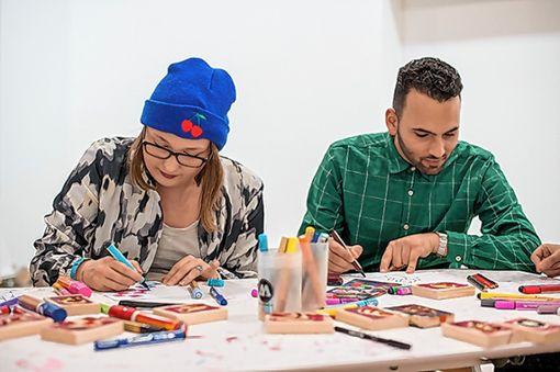 Junge Kreative sind gefragt.Foto: Mathias Mangold Foto: Die Oberbadische