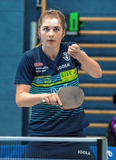 Vivian Scholz ist bestens in Form. Foto: Die Oberbadische