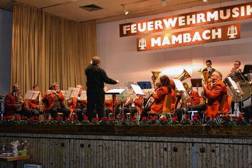 Einen gelungenen Auftritt hatte Sergio Grigorescu mit der Feuerwehrmusik Mambach beim Antonikonzert.  Fotos: Paul Berger Foto: Markgräfler Tagblatt