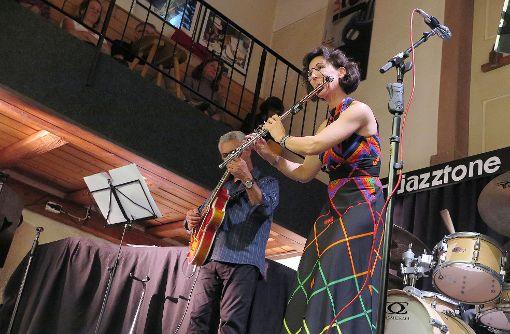 Isabelle Bodenseh und Lorenzo Petrocca   Foto: Beatrice Ehrlich Foto: Die Oberbadische